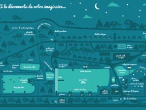 Map Parentheses imaginaires