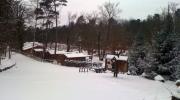 Le village à l\'ère de glace