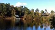 L\'étang de baignade