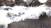 Le ruisseau devient torrent