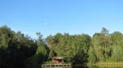 Ma cabane... en Dordogne...;-)