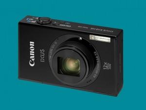 Un appareil photo Canon ixus 510 hs