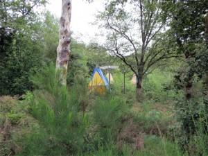Des tipis insolites en Dordogne