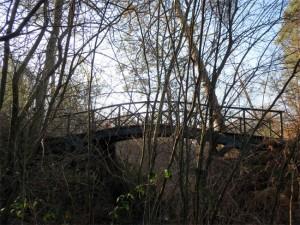 Surprise, un pont japonais était caché