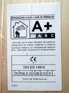 Lambris a+ = Plus d'air pur