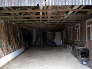 Un atelier spacieux et bien rangé
