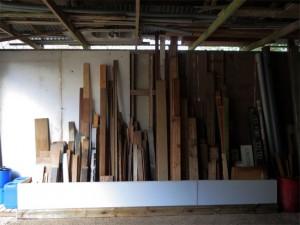 Désormais, c'est plus facile de trouver la chute de bois adéquate