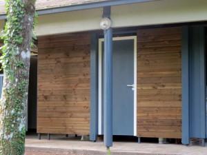 Zoom sur les encadrements de porte