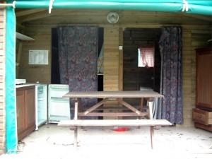La cabane dans son jus en 2012 (On aurait presque oublié... ;-)