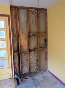 Juste pour le plaisir, on s'est fait un petit mur latéral... ;-)