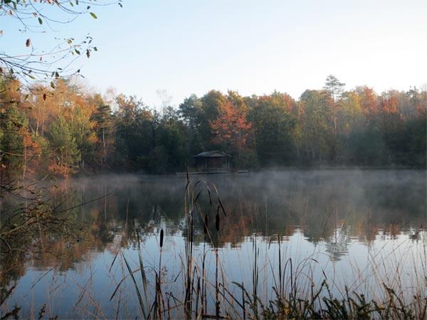 La Dordogne en automne - Parenthèses imaginaires