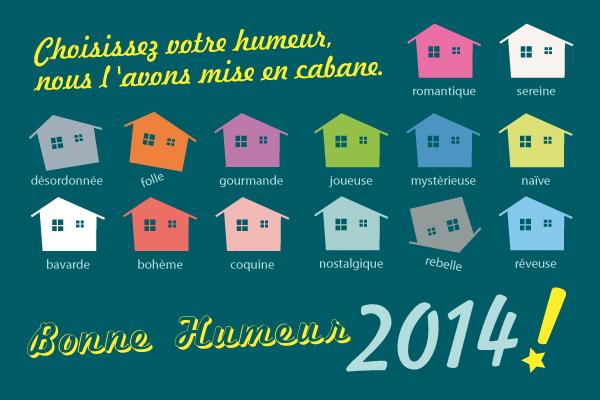 Parenthèses imaginaires - Bonne humeur 2014 !
