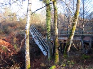 Le pont fait grise mine