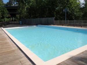 Tiens... une piscine