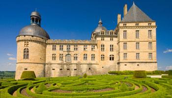 château Hautefort Dordogne-Périgord