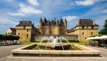 Château Jumilhac-le-Grand Dordogne-Périgord