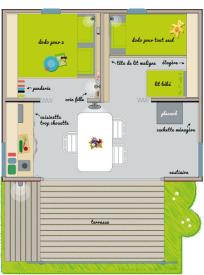 plan cabane petite famille -Parenthèses imaginaires
