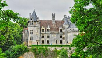 Château de Puyguilhem Dordogne-Périgord