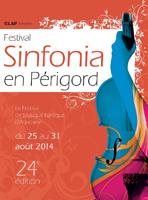 affiche sinfonia - Périgord