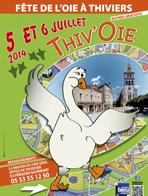 affiche thivoie - Thiviers