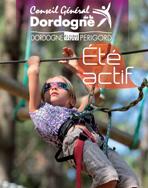 Eté actif - conseil général de la Dordogne