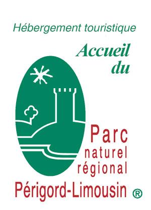 Le logo de la marque accueil du PNR