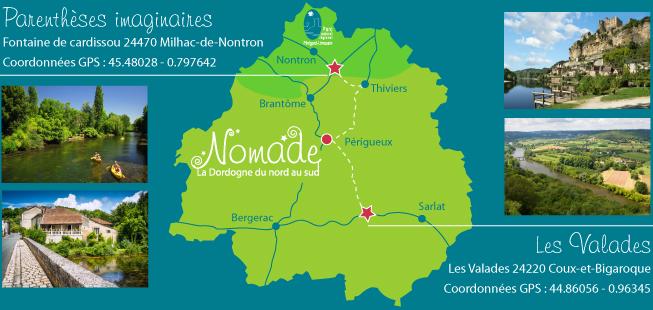 nomade carte dordogne