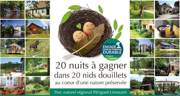 20-nuits-a-gagner dans le parc naturel Périgord-Limousin
