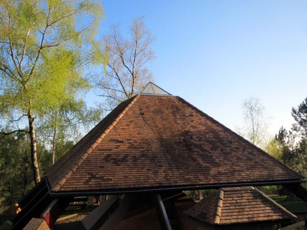 Un autre pan du toit