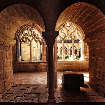 abbaye de cadouin-dordogne-perigord-aquitaine