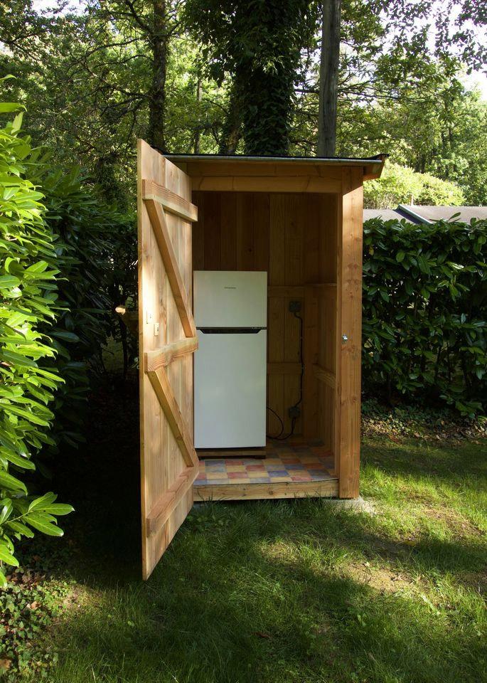 La cabane à frigidaire