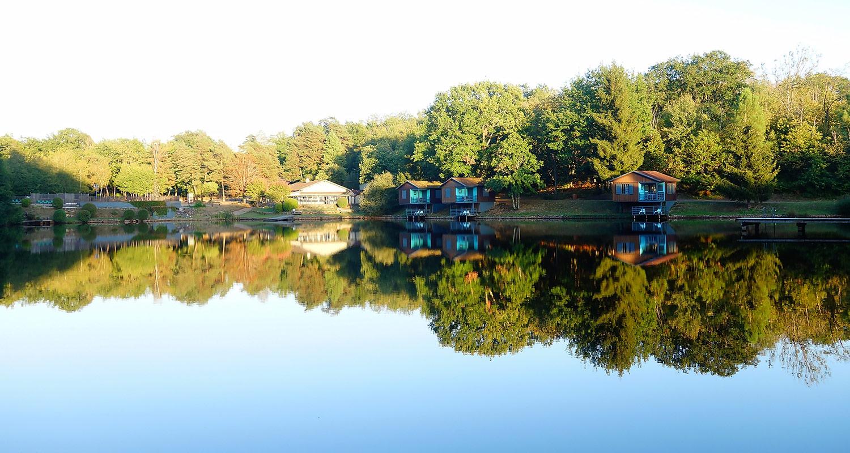 Camping Nature Dordogne Aquitaine